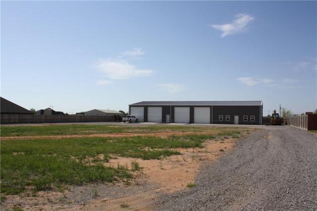 Rural 998 Rd, Weatherford, OK 73096 (MLS #817642) :: Homestead & Co