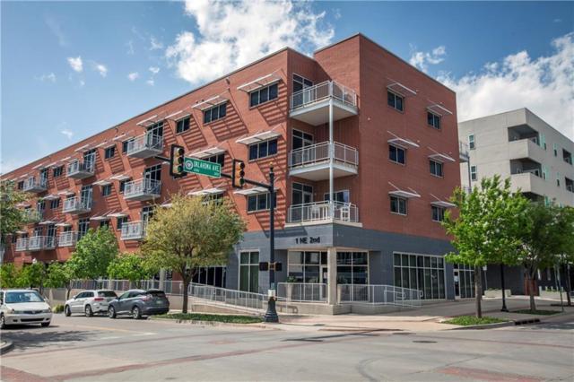 1 NE 2nd #414, Oklahoma City, OK 73104 (MLS #817670) :: Wyatt Poindexter Group