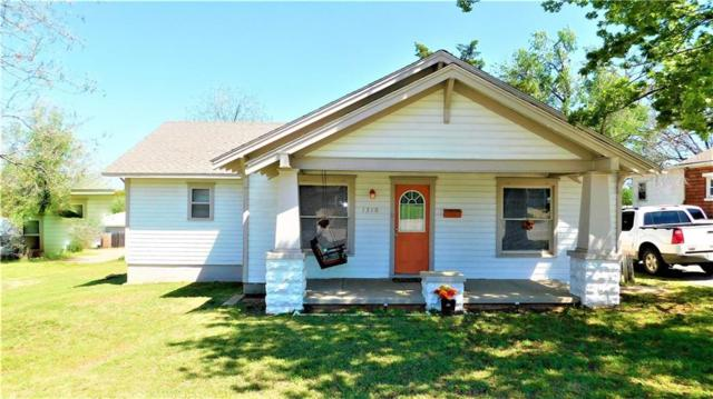 1310 E Noble Avenue, Guthrie, OK 73044 (MLS #817744) :: Homestead & Co