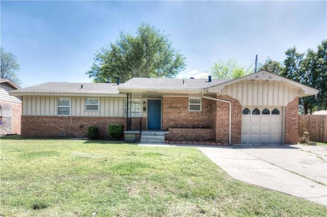 1406 Kansas Street, Norman, OK 73069 (MLS #817790) :: Wyatt Poindexter Group