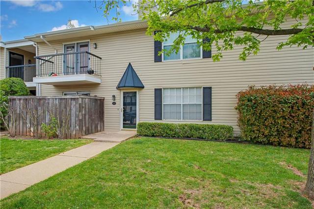 3200 W Britton Road #121, Oklahoma City, OK 73120 (MLS #817858) :: Meraki Real Estate