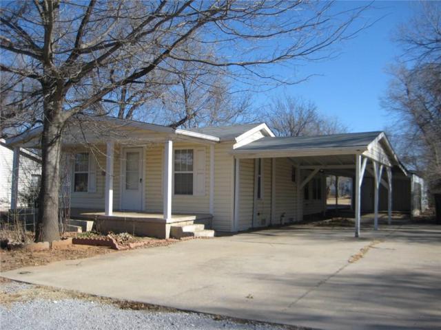 811 N Stewart, Norman, OK 73071 (MLS #817870) :: Homestead & Co