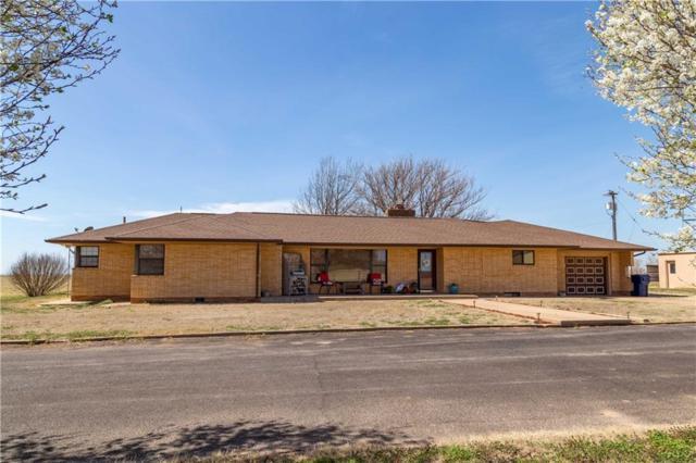 11286 N 2350, Corn, OK 73024 (MLS #817878) :: Homestead & Co