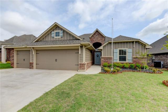 8101 NW 160th Street, Edmond, OK 73013 (MLS #817893) :: Homestead & Co