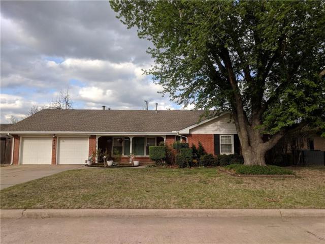 6108 Belle, Oklahoma City, OK 73112 (MLS #817956) :: Wyatt Poindexter Group