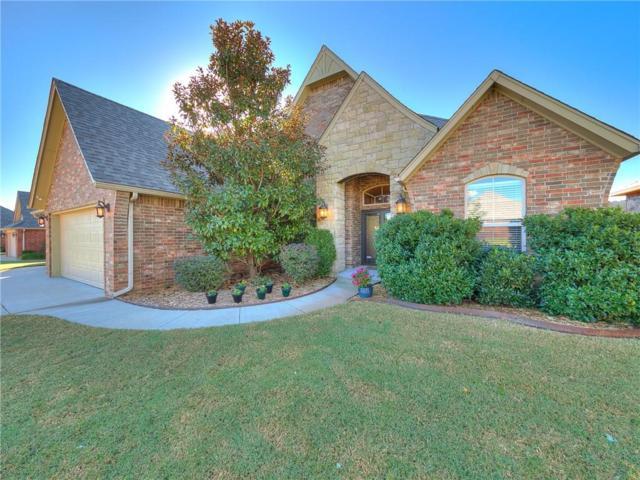 3408 SW 126th Street, Oklahoma City, OK 73170 (MLS #817965) :: KING Real Estate Group