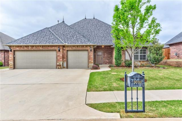 3008 Wind Call Lane, Edmond, OK 73034 (MLS #817968) :: KING Real Estate Group