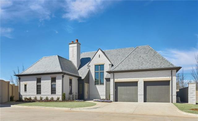 8401 Stonehurst Court, Oklahoma City, OK 73120 (MLS #818001) :: Wyatt Poindexter Group
