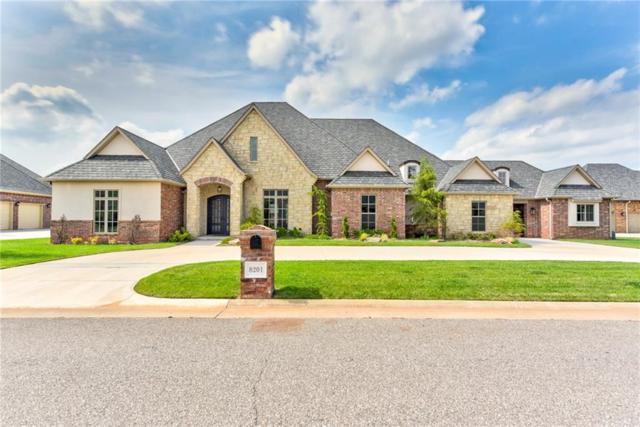 8201 NW 134th Terrace, Oklahoma City, OK 73142 (MLS #818016) :: Wyatt Poindexter Group
