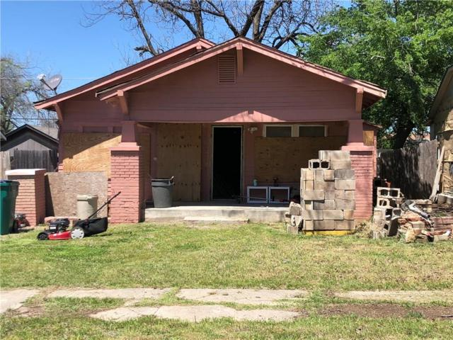 1609 NW 18th Street, Oklahoma City, OK 73106 (MLS #818079) :: Homestead & Co