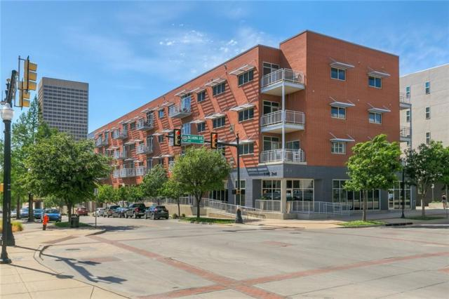 1 NE 2nd Street #506, Oklahoma City, OK 73104 (MLS #818085) :: Wyatt Poindexter Group