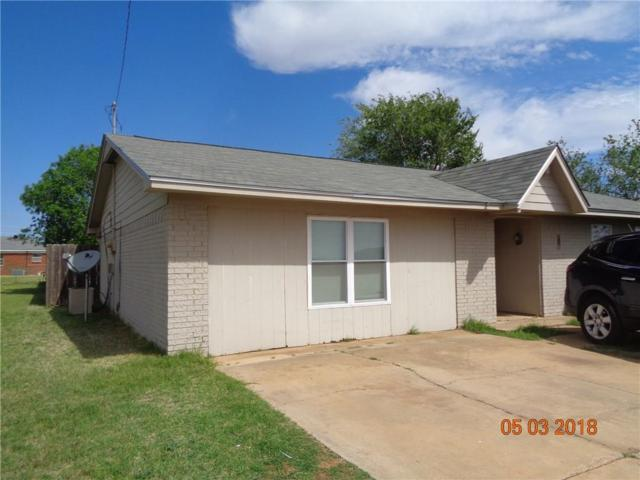 1017 Dollar, Altus, OK 73521 (MLS #818095) :: Wyatt Poindexter Group