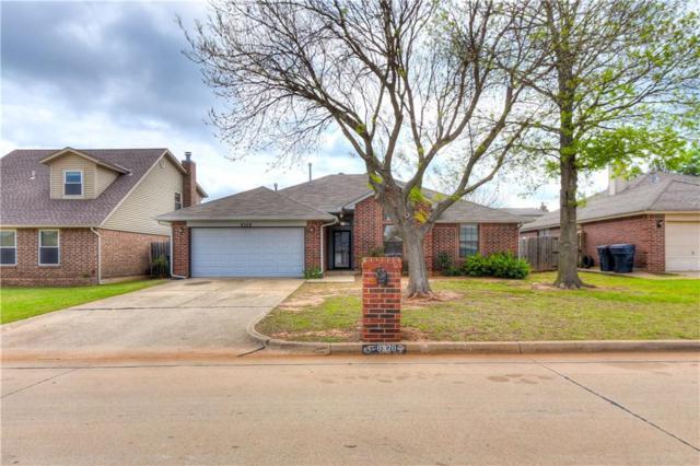 8328 Stonewood Drive, Oklahoma City, OK 73135 (MLS #818132) :: Wyatt Poindexter Group
