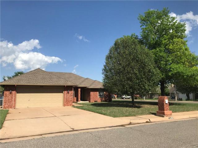 324 Whitman Court, Edmond, OK 73003 (MLS #818168) :: KING Real Estate Group
