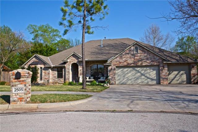 2505 Weymouth Place, Norman, OK 73071 (MLS #818194) :: Wyatt Poindexter Group