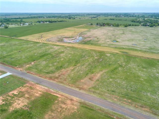 Sw 94th And Cimarron Road, Mustang, OK 73064 (MLS #818205) :: KING Real Estate Group
