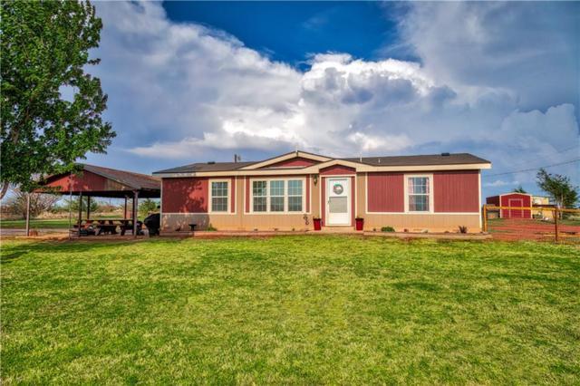 19636 E 1141, Elk City, OK 73644 (MLS #818217) :: Homestead & Co