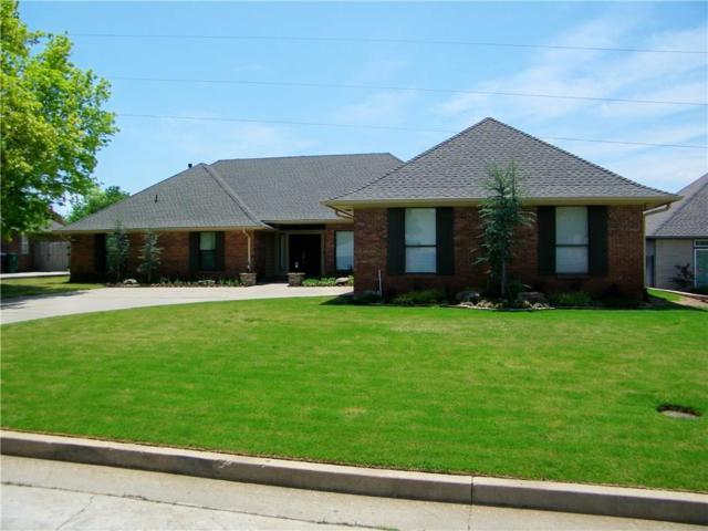 3108 Rosewood, Oklahoma City, OK 73120 (MLS #818220) :: Wyatt Poindexter Group