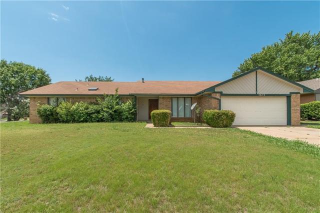 5613 Cloverlawn Drive, Oklahoma City, OK 73135 (MLS #818222) :: Wyatt Poindexter Group