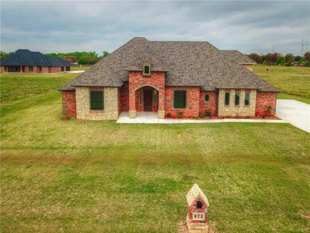 973 Bivium Circle, Newcastle, OK 73065 (MLS #818275) :: Homestead & Co