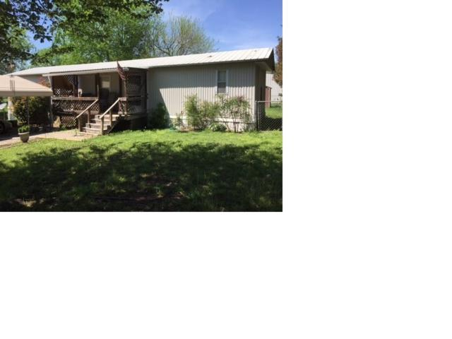 706 Terrace Place, Sulphur, OK 73086 (MLS #818330) :: Homestead & Co
