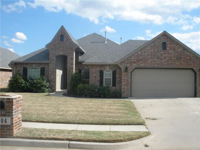 404 SW 173rd, Oklahoma City, OK 73170 (MLS #818337) :: Wyatt Poindexter Group