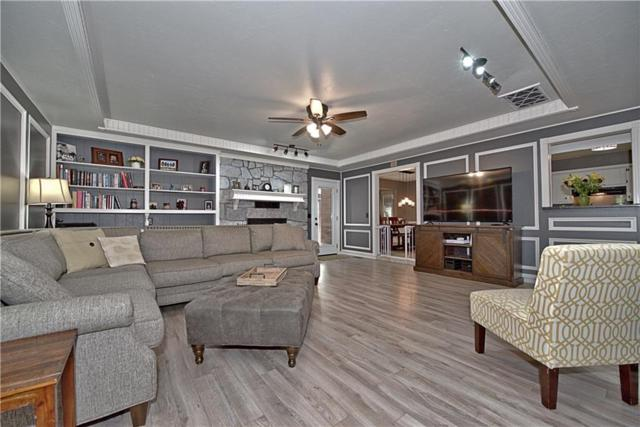 10701 Lakeridge Run, Oklahoma City, OK 73170 (MLS #818346) :: Wyatt Poindexter Group