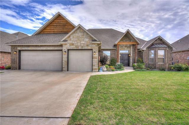 11916 Sawgrass, Oklahoma City, OK 73162 (MLS #818379) :: Wyatt Poindexter Group