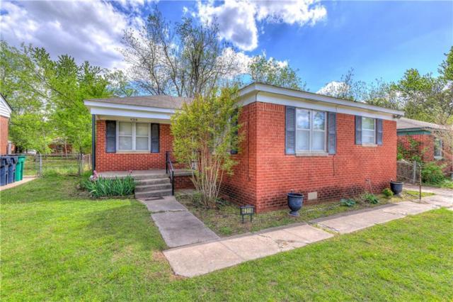 4316 NW 16th Street, Oklahoma City, OK 73107 (MLS #818403) :: Wyatt Poindexter Group