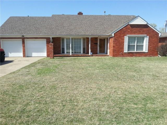 2133 SW 64th, Oklahoma City, OK 73159 (MLS #818417) :: Wyatt Poindexter Group
