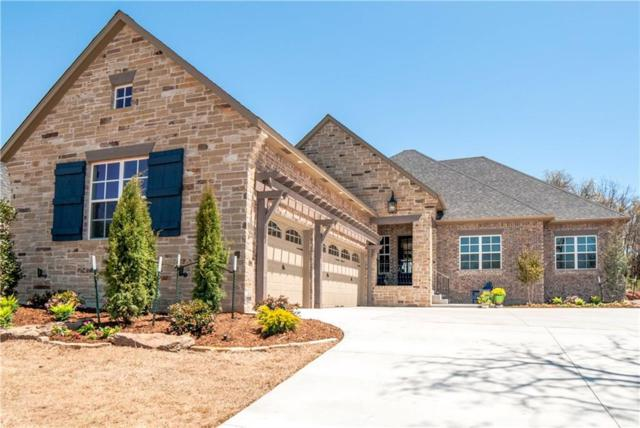1600 Boathouse Road, Edmond, OK 73034 (MLS #818457) :: Wyatt Poindexter Group