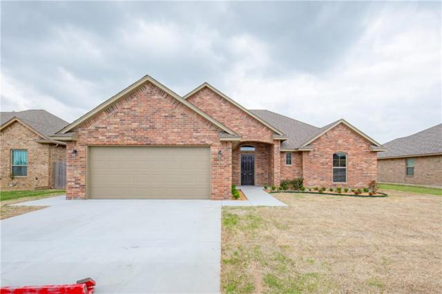 1008 SW 13th Street, Moore, OK 73160 (MLS #818479) :: Erhardt Group at Keller Williams Mulinix OKC