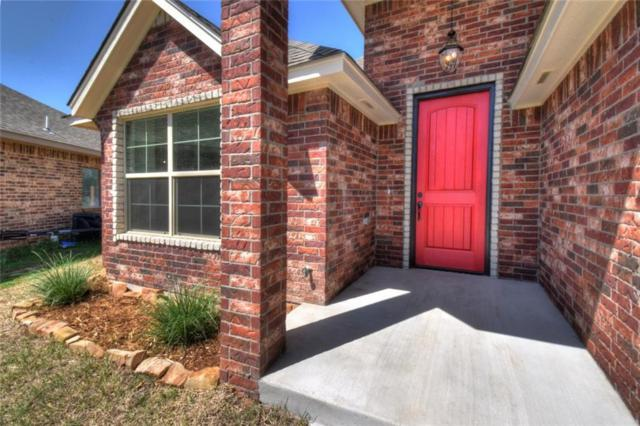 1104 Stoneridge Drive, Moore, OK 73160 (MLS #818498) :: Wyatt Poindexter Group