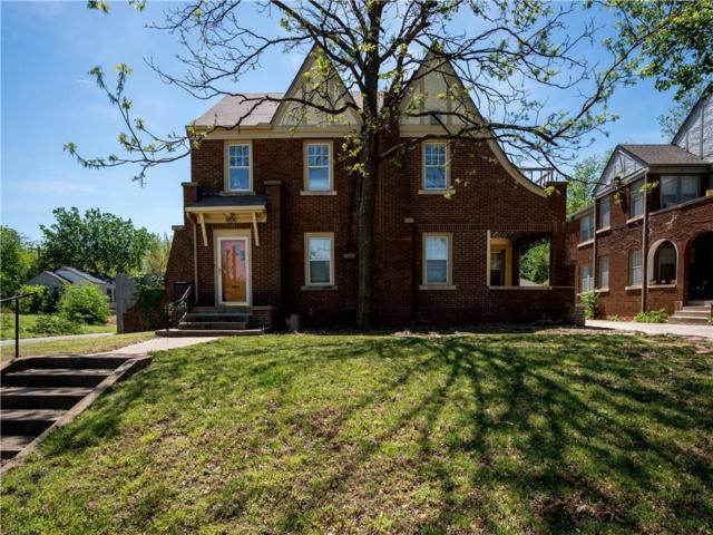 1802 21st, Oklahoma City, OK 73106 (MLS #818504) :: UB Home Team
