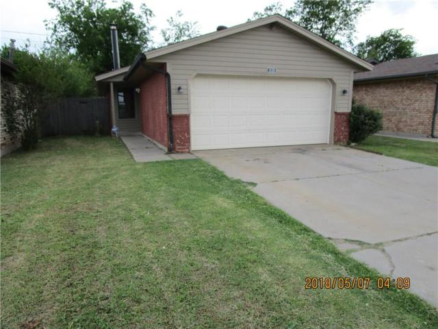 1520 SW 96th Street, Oklahoma City, OK 73159 (MLS #818553) :: Erhardt Group at Keller Williams Mulinix OKC
