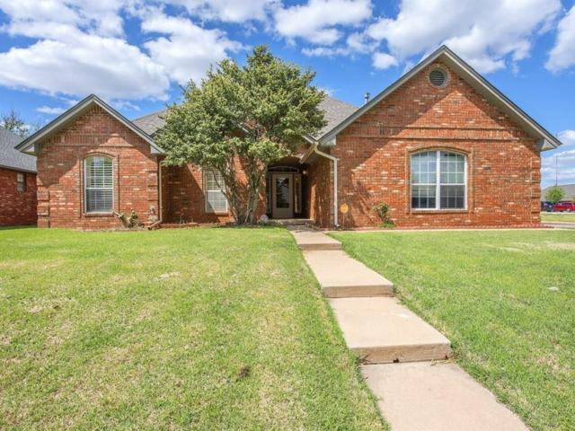 1637 Country Place Drive, Oklahoma City, OK 73131 (MLS #818584) :: Erhardt Group at Keller Williams Mulinix OKC