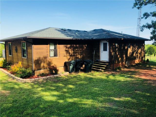 17900 E Franklin, Newalla, OK 74857 (MLS #818614) :: KING Real Estate Group