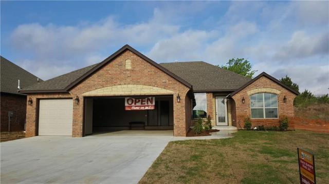 3605 Rita, Moore, OK 73160 (MLS #818639) :: Erhardt Group at Keller Williams Mulinix OKC