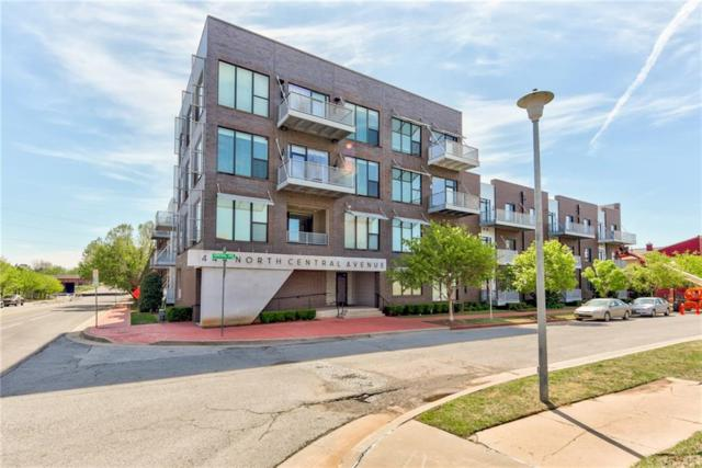 444 N Central Avenue #110, Oklahoma City, OK 73104 (MLS #818661) :: Homestead & Co