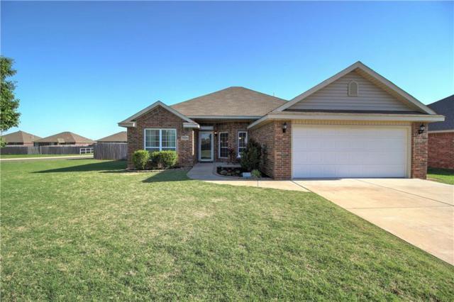 8504 SW 45th Terrace, Oklahoma City, OK 73179 (MLS #818662) :: Wyatt Poindexter Group