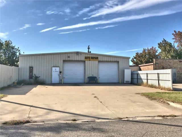 128 N Market, Shawnee, OK 74801 (MLS #818685) :: KING Real Estate Group