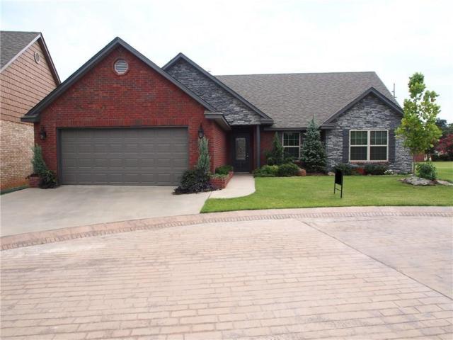 2303 W Troon, Shawnee, OK 74804 (MLS #818699) :: Wyatt Poindexter Group