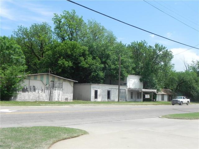 714 S Division Street, Guthrie, OK 73044 (MLS #818723) :: Erhardt Group at Keller Williams Mulinix OKC