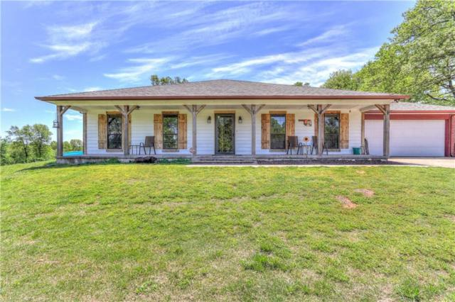 15600 Haley Drive, Choctaw, OK 73020 (MLS #818738) :: KING Real Estate Group