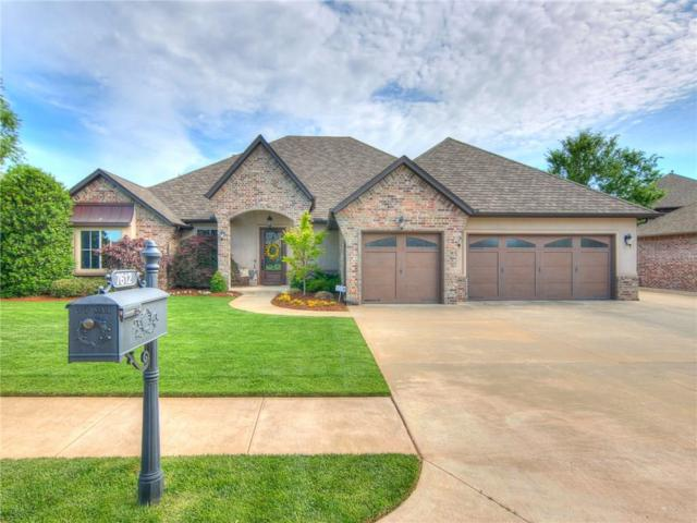 7612 NW 133rd Place, Oklahoma City, OK 73142 (MLS #818750) :: Wyatt Poindexter Group