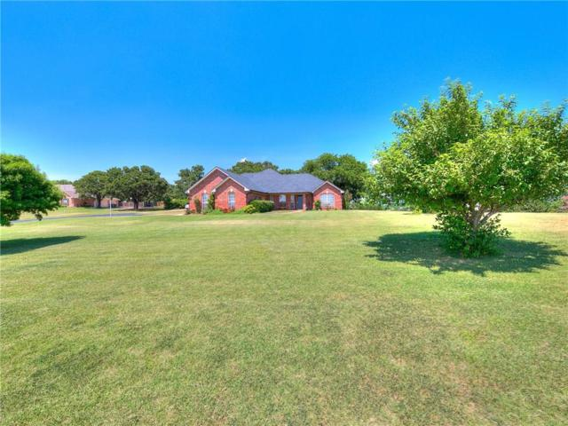 2016 Four Lakes Drive, Blanchard, OK 73010 (MLS #818755) :: Wyatt Poindexter Group