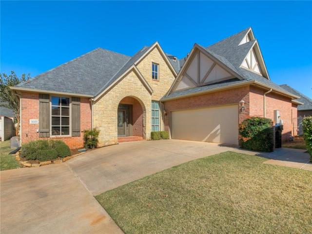 3005 NW 160th Street, Edmond, OK 73013 (MLS #818773) :: Erhardt Group at Keller Williams Mulinix OKC