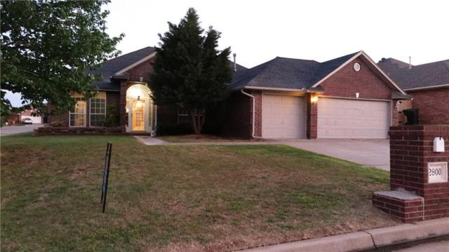2800 SW 108, Oklahoma City, OK 73170 (MLS #818784) :: Wyatt Poindexter Group