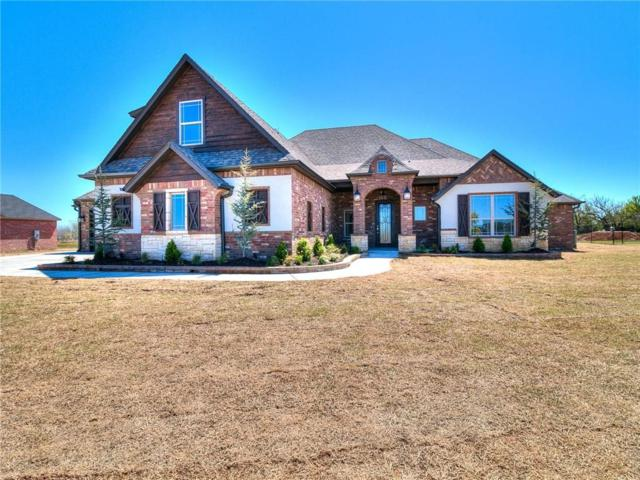 14024 Grae Ridge Road, Oklahoma City, OK 73078 (MLS #818825) :: Wyatt Poindexter Group