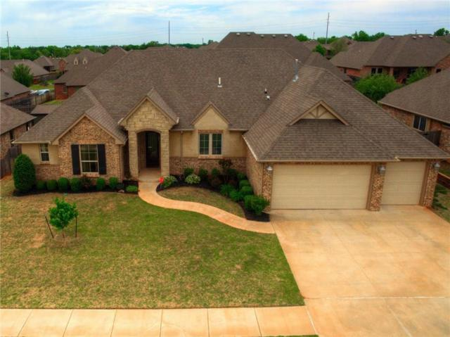 1712 NW 195th Circle, Edmond, OK 73012 (MLS #818848) :: Wyatt Poindexter Group